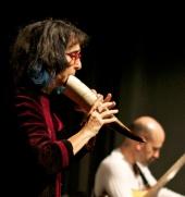 Flûte à corne / gemshorn